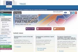 TTIP: o mecanismo de resolução de litígios fortemente contestado