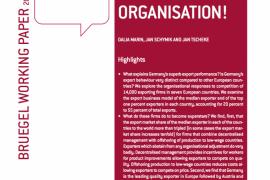 O segredo da capacidade exportadora da Alemanha: a organização