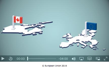 O Acordo Comercial UE-Canadá (CETA) em fase de conclusão