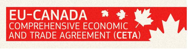 O difícil percurso do Acordo Económico e Comercial Global (CETA), UE-Canadá