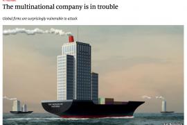 As empresas multinacionais estão em retrocesso?
