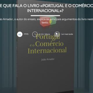 Portugal e o Comércio Internacional, de João Amador