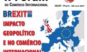 II Fórum do Comércio Internacional, 8 de Maio, Auditório do ISCET