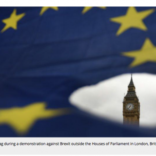 Negociações do Brexit vão mesmo iniciar-se  a 19 de Junho