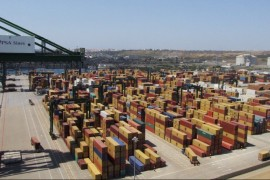 Porto de Sines continua a crescer na carga contentorizada