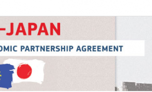 Novo acordo comercial UE-Japão