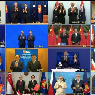 Assinado o maior acordo comercial regional do mundo na Ásia-Pacífico